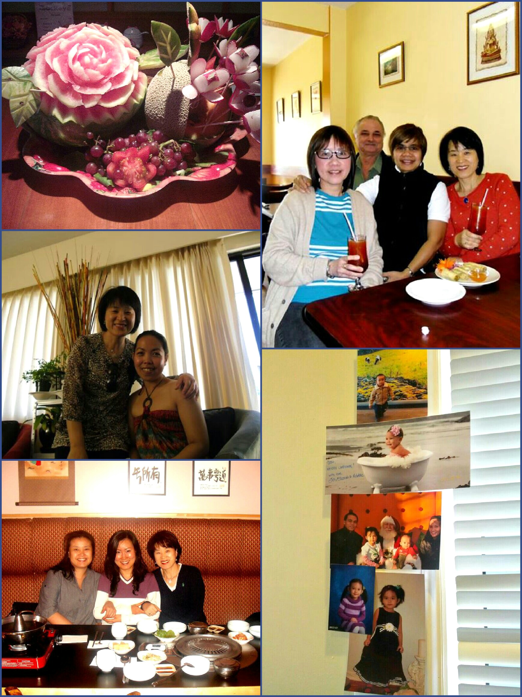 PR Clients and gifts party